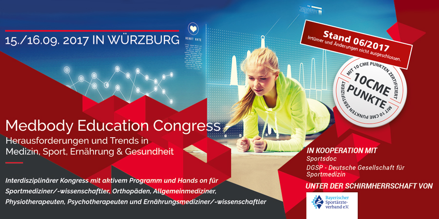 Medbody Education Congress Würzburg